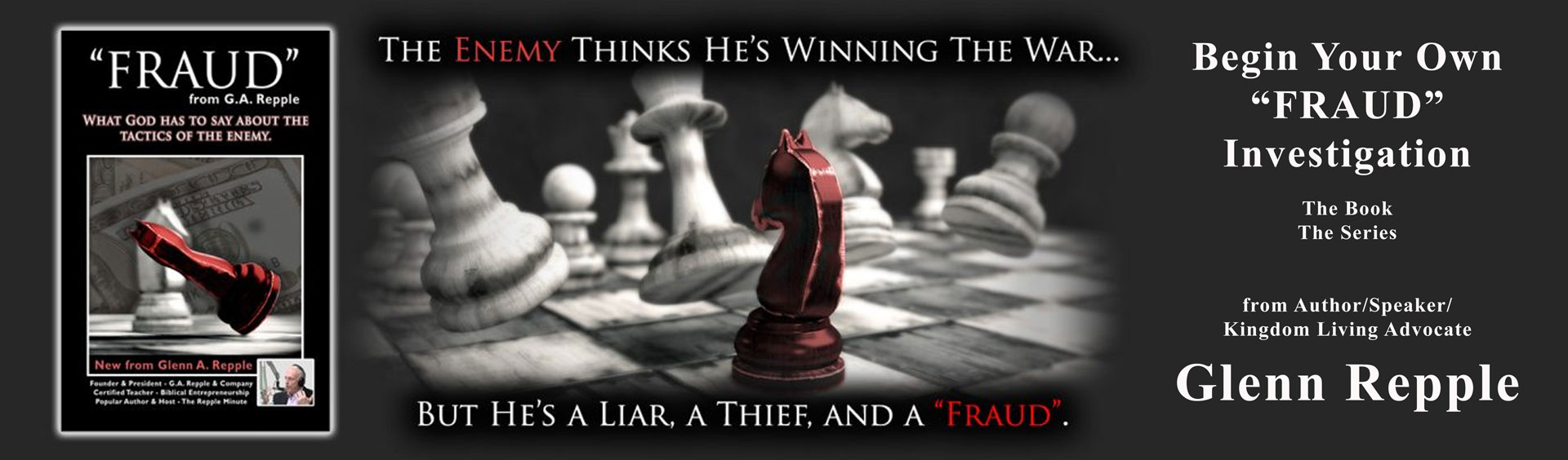 Fraud by G.A. Repple