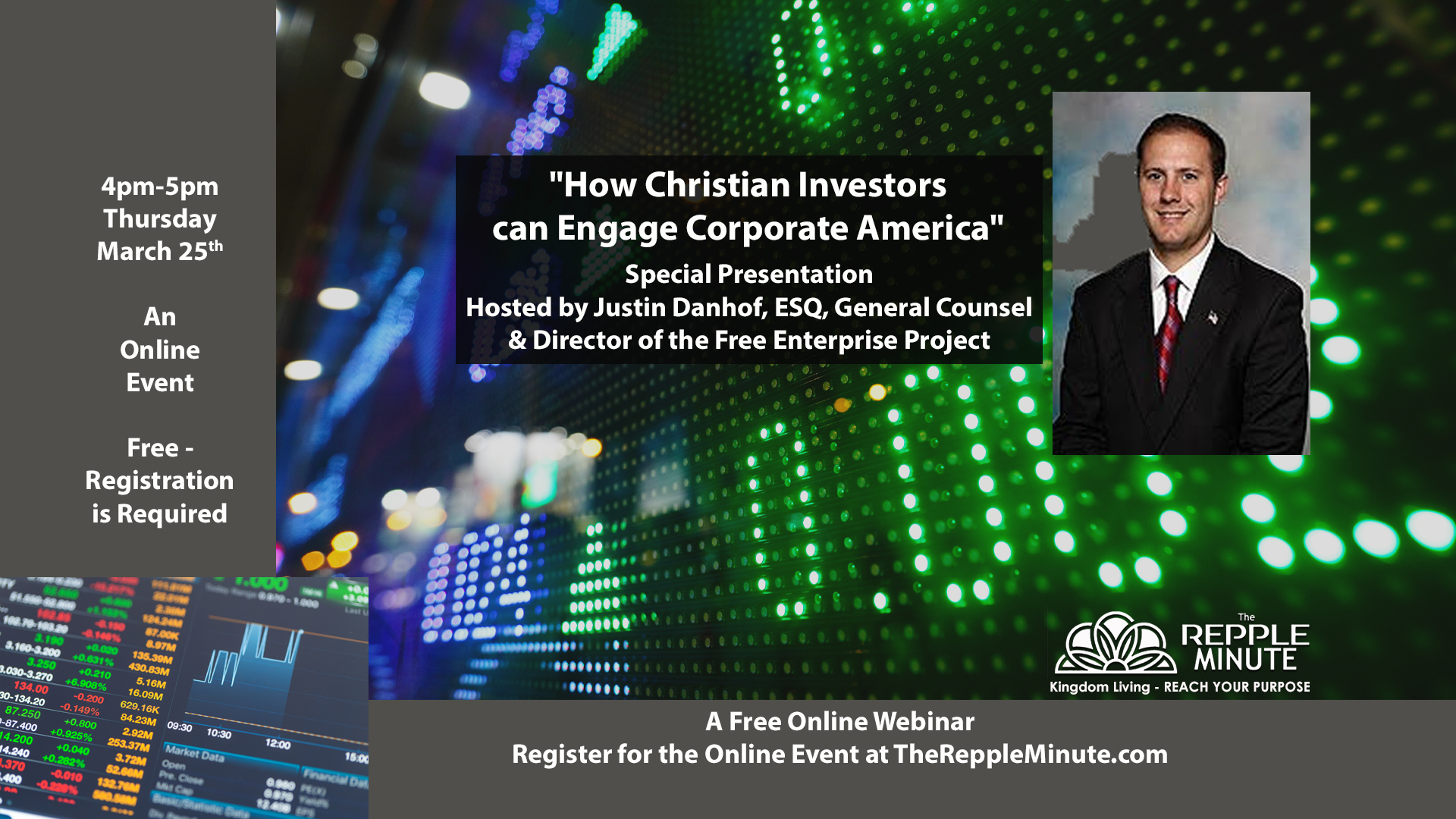 How Christian Investors Can Engage