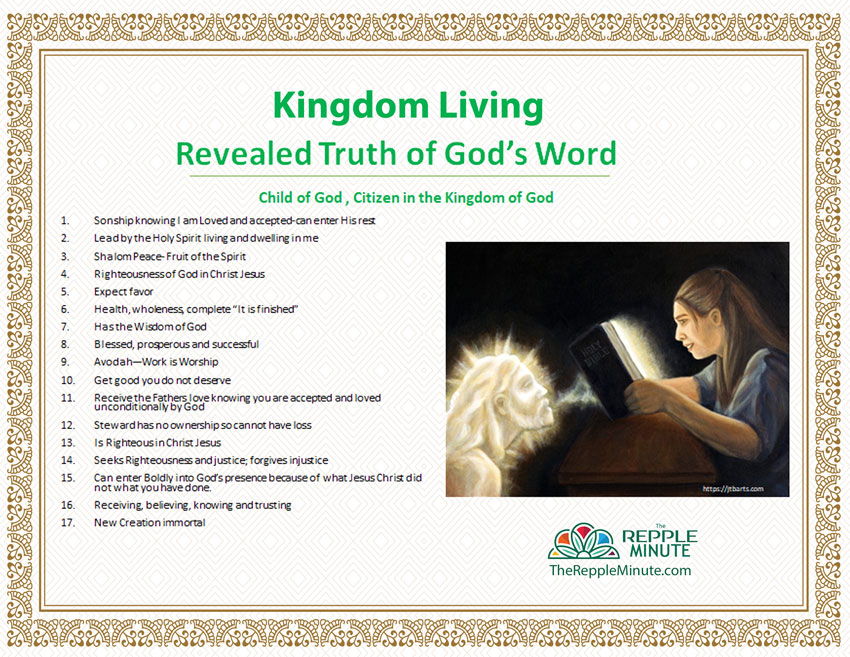 Revealed Truth of God's Word
